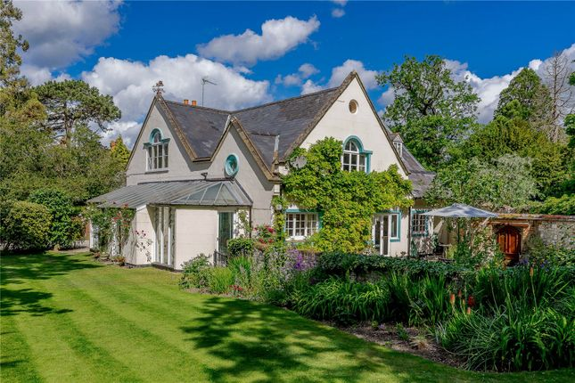 Thumbnail Property for sale in Castle Street, Wallingford, Oxfordshire