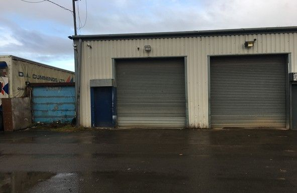 Thumbnail Industrial to let in West Park View, Dudley, Cramlington