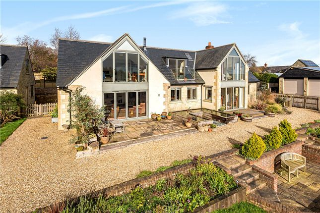 Thumbnail Detached house for sale in Higher Blandford Road, Shaftesbury, Dorset