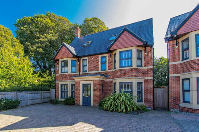 Detached house for sale in Pencisely Road, Cardiff