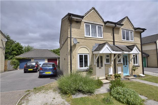Thumbnail Semi-detached house for sale in Meadow Drive, Odd Down, Bath