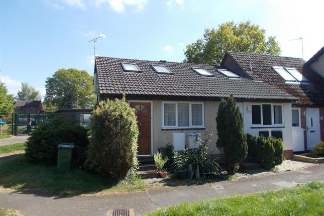 Thumbnail Terraced house to rent in The Bridleway, Racecourse Lane, Bicton Heath, Shrewsbury