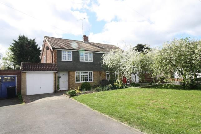Thumbnail Semi-detached house for sale in Dorset Road, Maldon