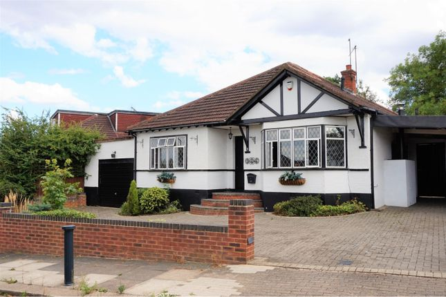 Thumbnail Detached bungalow for sale in Tudor Close, Kingsbury