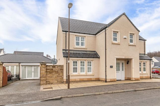Thumbnail Detached house for sale in 3 Saltire Road, Dalkeith
