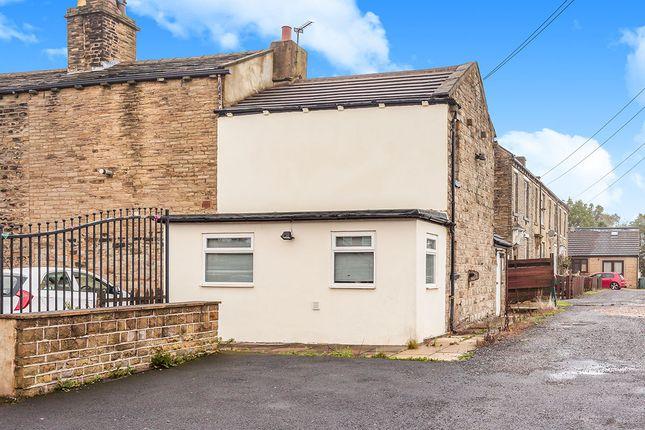Exterier of Westgate Terrace, Bradford, West Yorkshire BD4