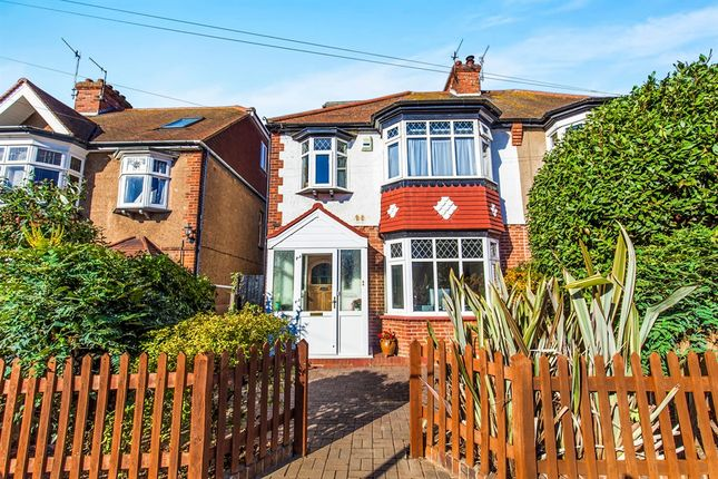 Thumbnail Semi-detached house for sale in Jesmond Road, Hove