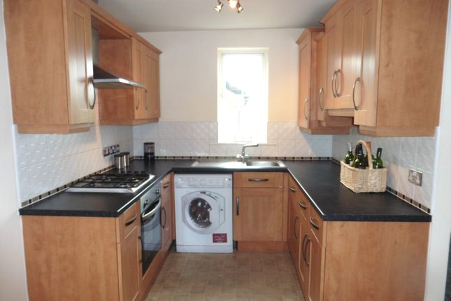 Thumbnail Flat to rent in Upperbrook Court, Greenbrook Road, Burnley