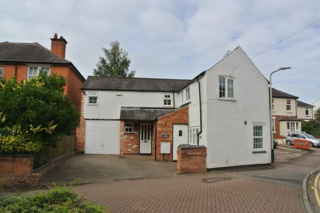 Thumbnail Cottage for sale in Welford Road, Blaby, Leicester