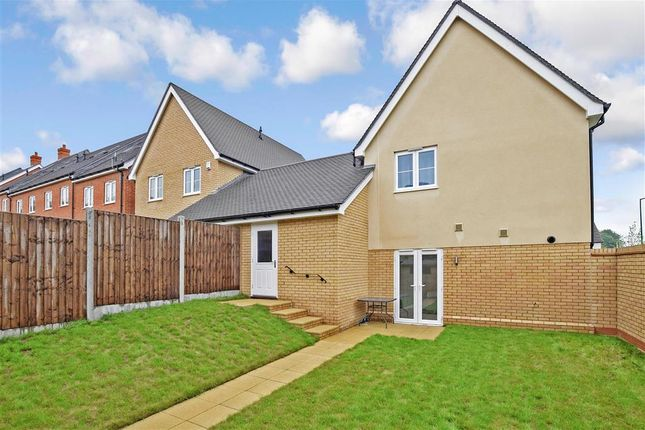 Rear Elevation of Colyn Drive, Maidstone, Kent ME15