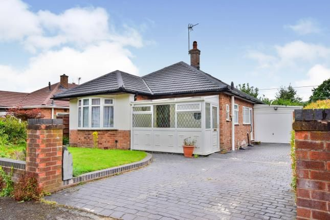 3 bed bungalow for sale in Stanneylands Drive, Wilmslow, Cheshire, Uk SK9