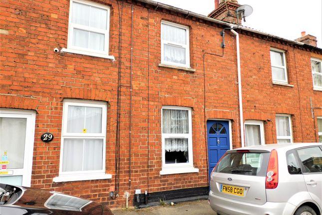 2 bed terraced house for sale in Albert Street, Holbeach, Spalding PE12