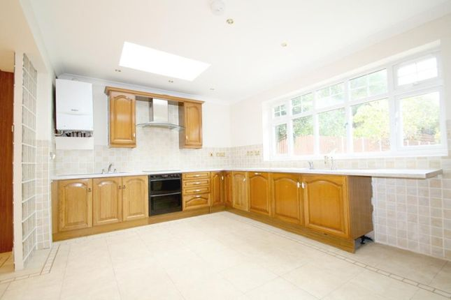 Thumbnail Detached house to rent in Grove Park, London