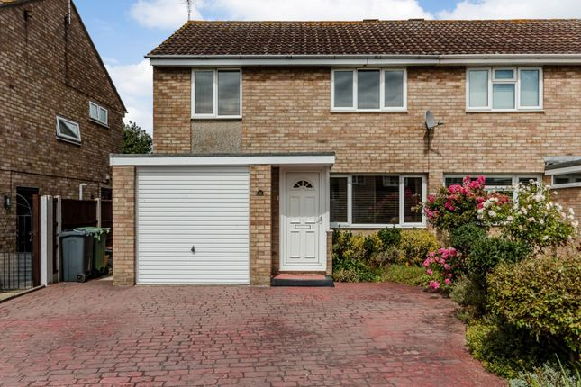 Thumbnail Semi-detached house for sale in Pondholton Drive, Witham, Essex