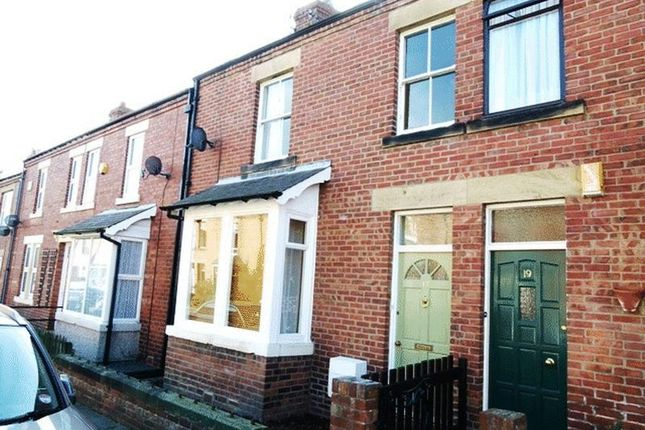 Thumbnail Terraced house to rent in Hood Street, Morpeth