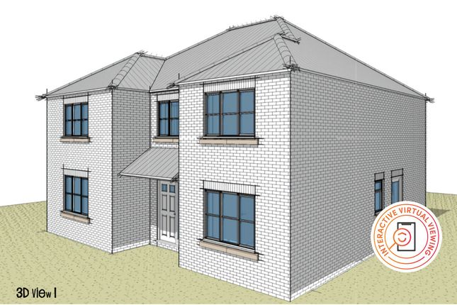 Thumbnail Detached house for sale in Station Road, Surfleet, Spalding
