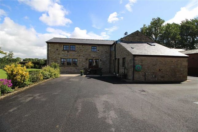 Thumbnail Barn conversion for sale in Camforth Hall Lane, Whittingham, Preston