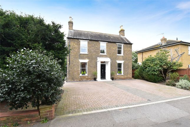 Thumbnail Detached house for sale in Wingfield House, Stock Lane, Wilmington, Kent