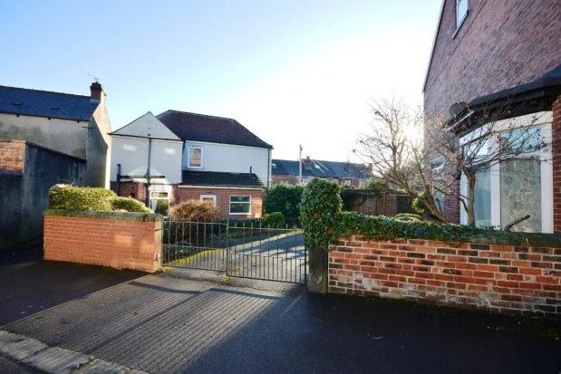 Thumbnail Property to rent in Tyzack Road, Sheffield