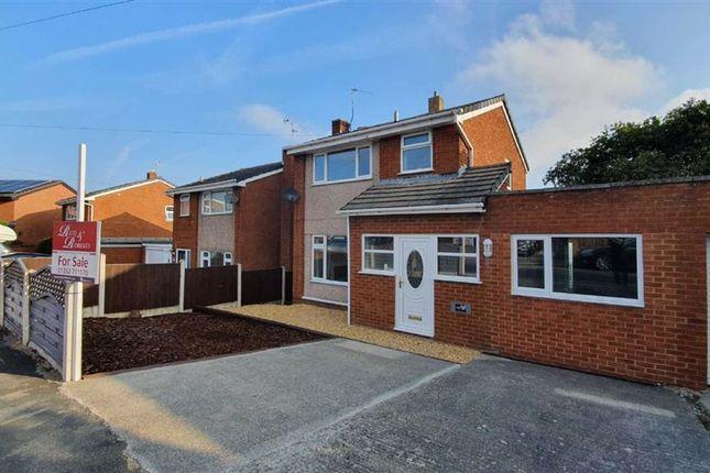 Thumbnail Detached house for sale in Wood Lane, Pen Y Maes, Flintshire