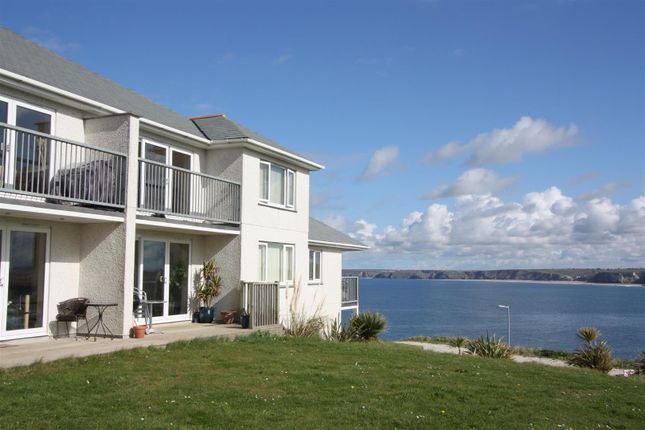 Thumbnail Flat to rent in Dane Road, Newquay