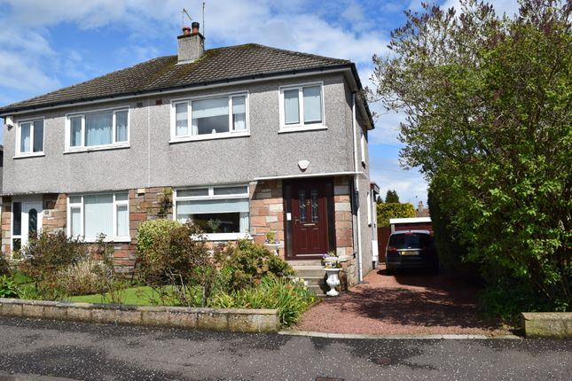 Thumbnail Property for sale in Craighlaw Avenue, Waterfoot, Glagow