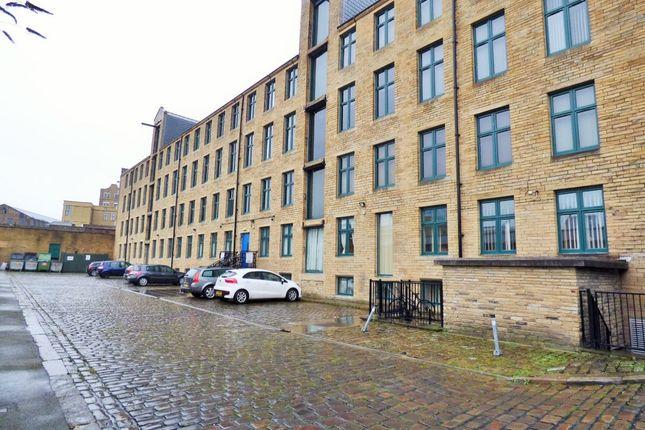 Thumbnail Flat for sale in Sunbridge Road, Bradford