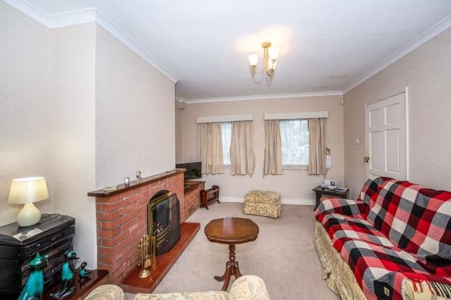 Lounge of Forest Road, Southport, Merseyside, England PR8