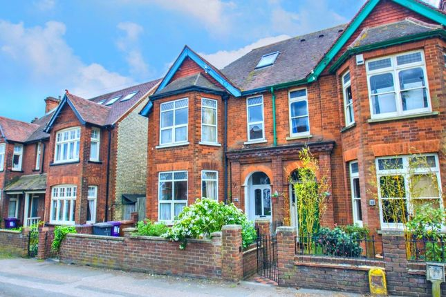 Thumbnail Semi-detached house for sale in Fishponds Road, Hitchin, Hertfordshire