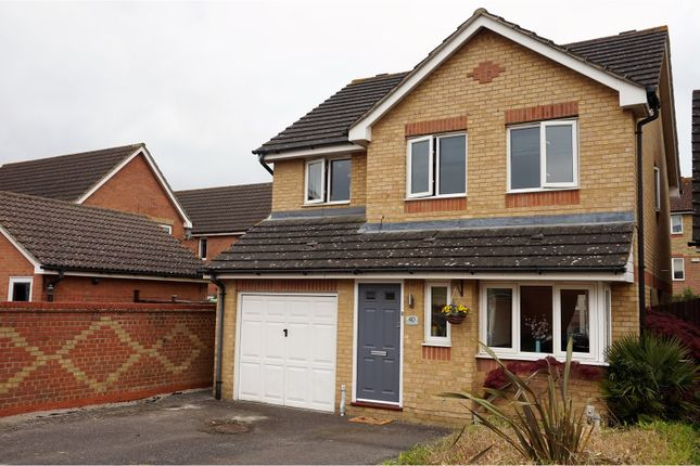 Thumbnail Detached house for sale in Butterside Road, Ashford