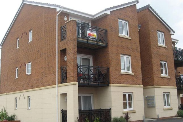 Thumbnail Flat to rent in Ffordd Mograig, Llanishen, Cardiff