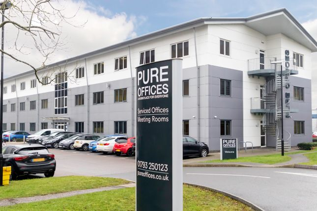 Thumbnail Office to let in Pure Offices, Kembrey Park, Swindon