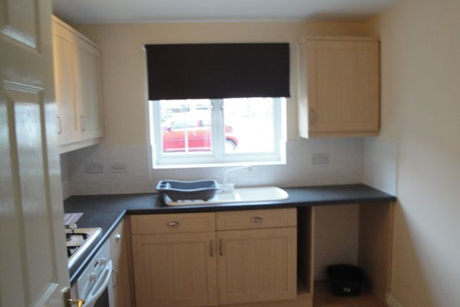 Thumbnail Flat to rent in Kings Walk, Mansfield