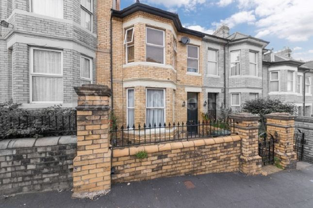 Thumbnail Terraced house to rent in Llanthewy Road, Off Risca Road, Newport.