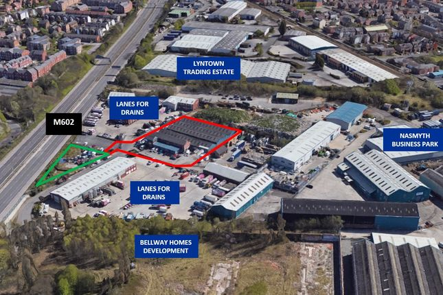 Thumbnail Industrial for sale in Protector Lamp Business Park, Lansdowne Road, Eccles