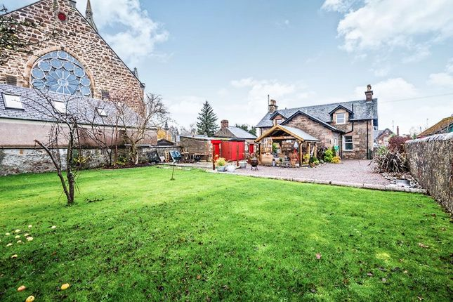 Thumbnail Detached house for sale in Station Road, Dingwall