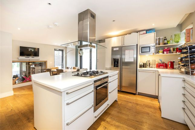 3 bed end terrace house for sale in Shelgate Road, London SW11