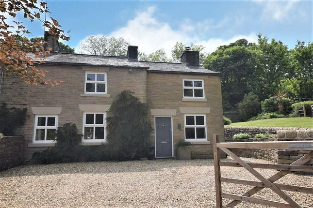 Thumbnail Semi-detached house for sale in Cadster Cottage, Chapel Road, Whaley Bridge, High Peak