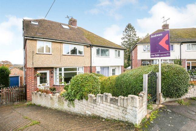 Semi-detached house for sale in Maple Close, Botley, United Kingdom