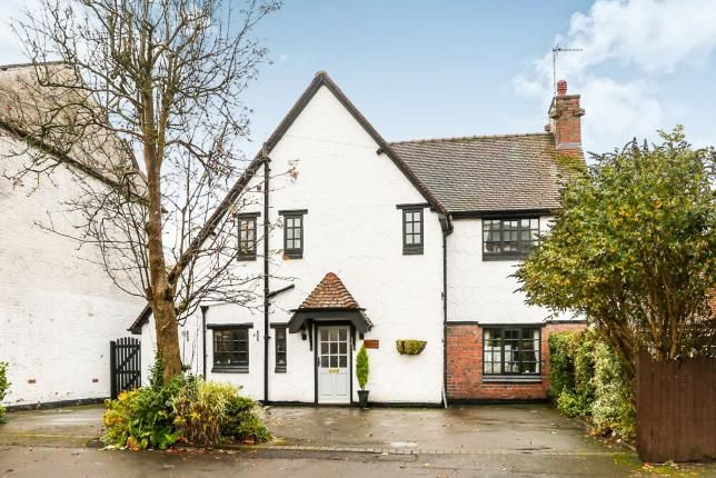 Thumbnail Detached house for sale in South Street, Ashby-De-La-Zouch, Leicestershire