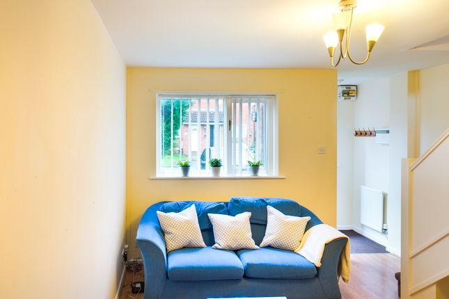 Thumbnail 2 bed terraced house to rent in 11 Capricorn Way, Salford