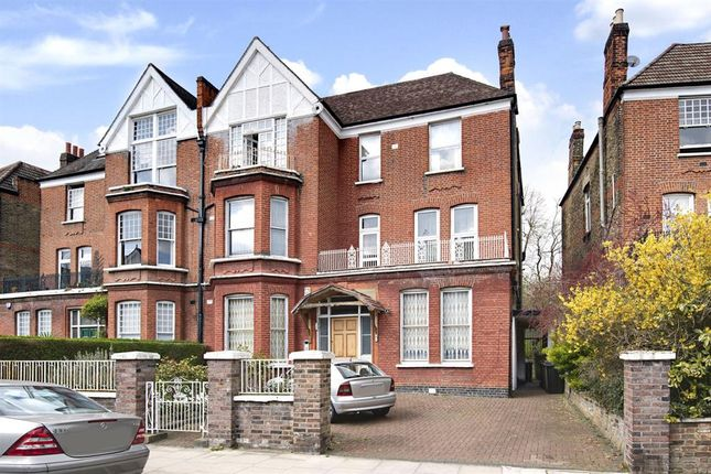 Thumbnail Semi-detached house for sale in Compayne Gardens, South Hampstead