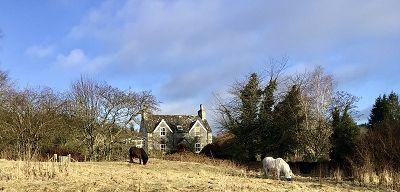 5 bed farmhouse for sale in Glenhapple Farm, Penninghame, Newton Stewart DG8