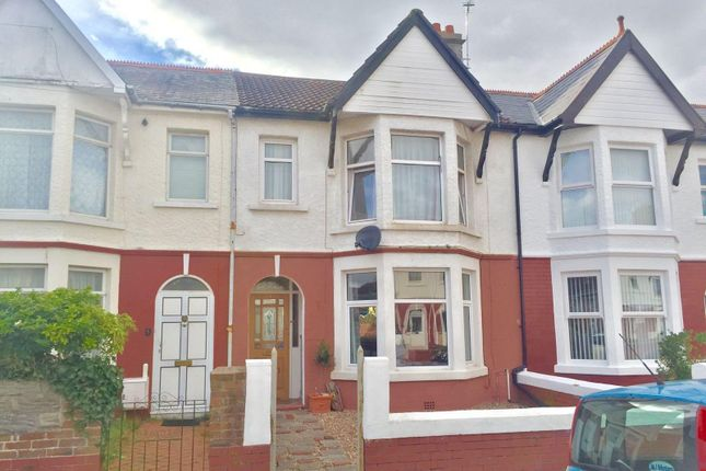Thumbnail Property to rent in Queens Avenue, Porthcawl
