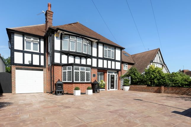 Thumbnail Detached house for sale in Winchester Park, Bromley