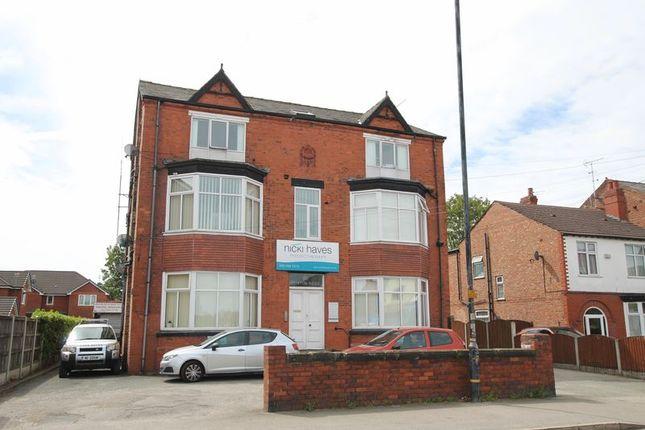 Thumbnail Studio to rent in Flixton Road, Urmston, Manchester
