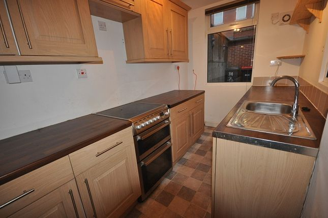 Thumbnail End terrace house to rent in Heathcote Place, Sutton-In-Ashfield, Nottingham