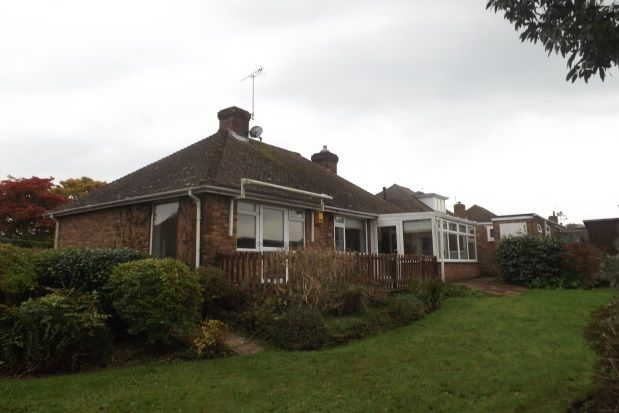 Thumbnail Bungalow to rent in Rother View, Burwash, Etchingham