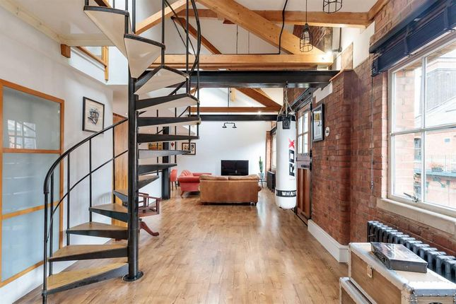 3 bed flat for sale in Patent House, Morris Road, London E14