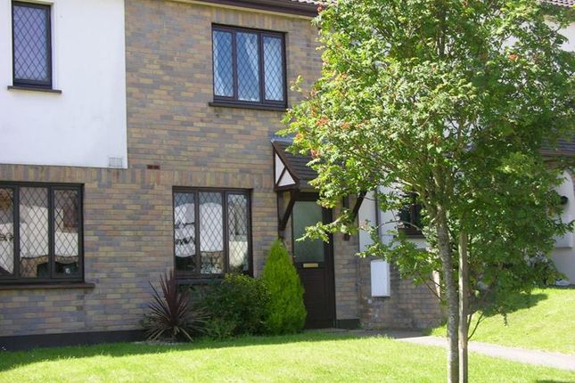Thumbnail Terraced house to rent in Wallberry Mews, Braddan